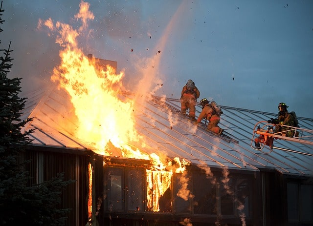 TOP 5 Causes of House Fires
